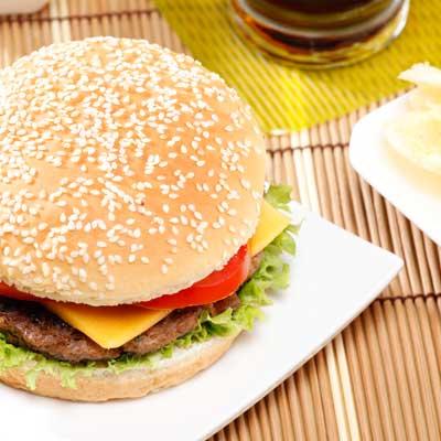 Panes para hamburguesa