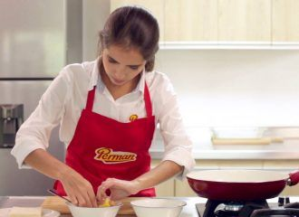 Recetas de cocina Palitos apanados con tostadas mantequilla